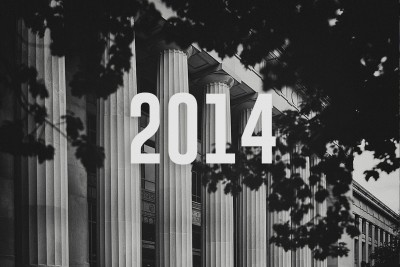 2014: A Black and White year in Review