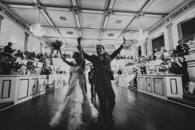 Iris & Jeff Wedding {Pontiac, MI}