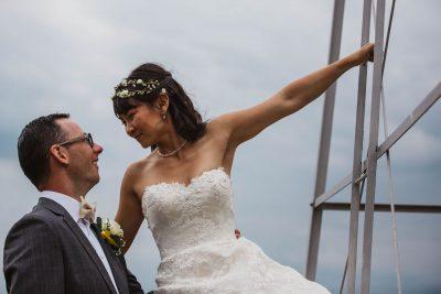 Heather & Jon Wedding {Rosebush, MI}